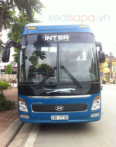 sapa bus ticket - ebusline bus sapa