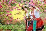 Beautiful spring Sapa